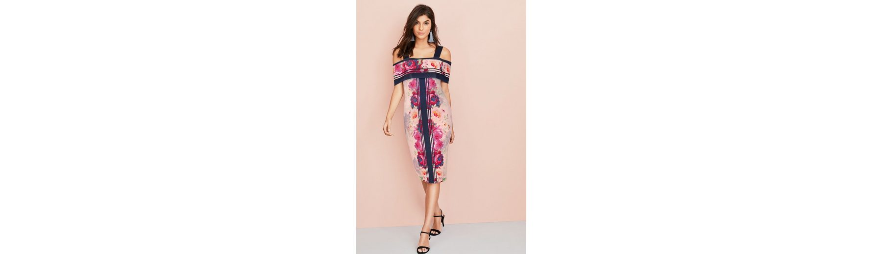 Auslass Extrem Footlocker Verkauf Online Next Figurbetontes Bardot-Kleid Billig Empfehlen QJOl1