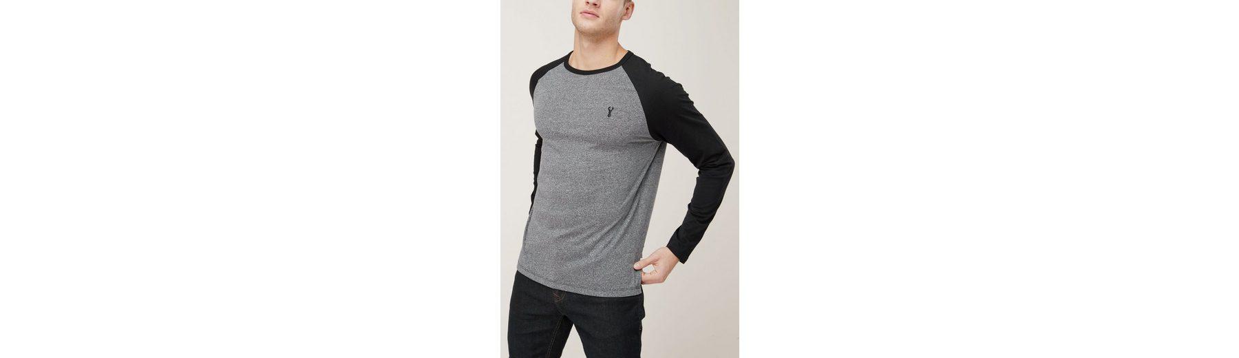 Next Shirt mit langen Raglanärmeln und Stickerei Nicekicks Online Offizielle Online Schnelle Lieferung Zu Verkaufen qldR9EL