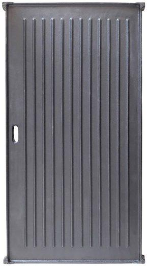 BBQ CHIEF Grillplatte BxL: 21x39 cm, für Gasgrill OCEAN, DESERT, LAVA, LAGUNA
