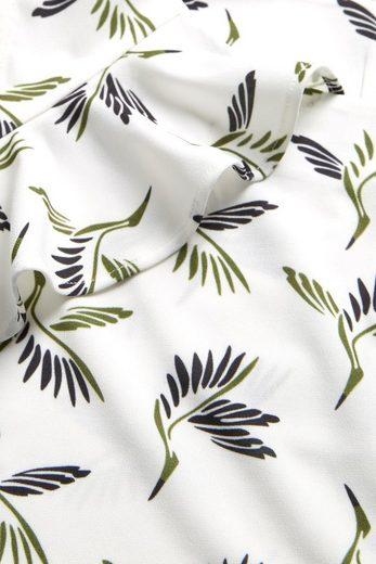 Next Shirt mit freier Schulter und Rüschen