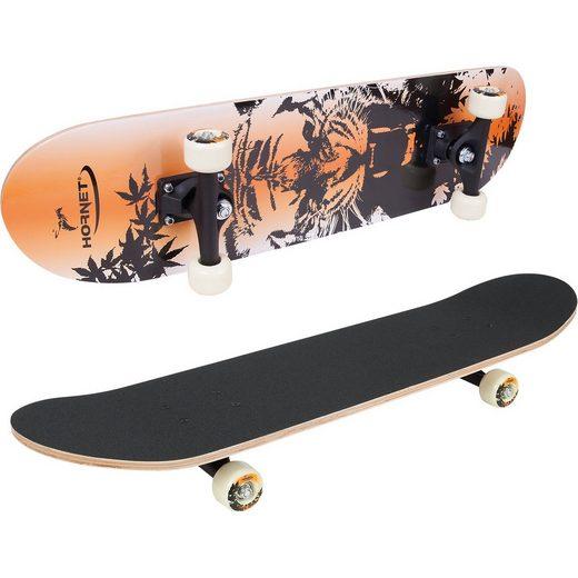 Hudora Hornet Skateboard ABEC 1 Tiger