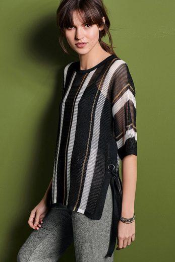 Next Seitlich gebundener Pullover mit Ziernaht