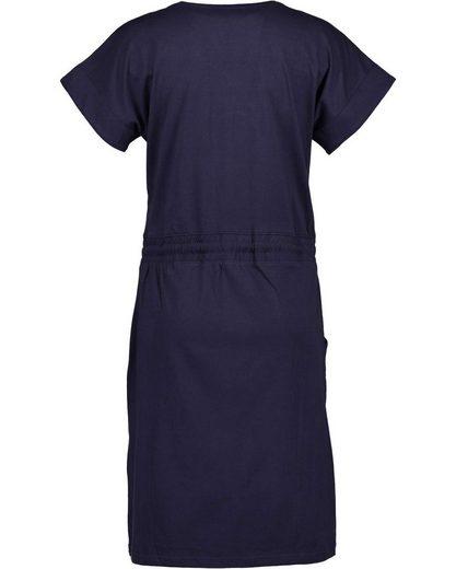 Blue Seven Jerseykleid mit Bindegürtel zum Knoten