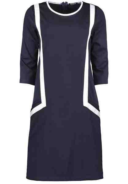 Blue Seven Jerseykleid »mit Athleisure-Elementen«