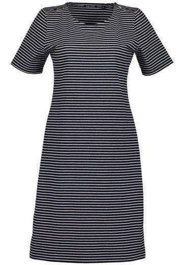 Blue Seven Jerseykleid mit Ringel-Design