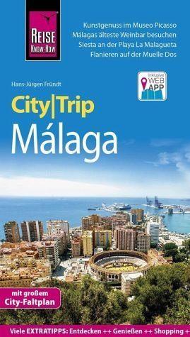 Broschiertes Buch »Reise Know-How CityTrip Málaga«