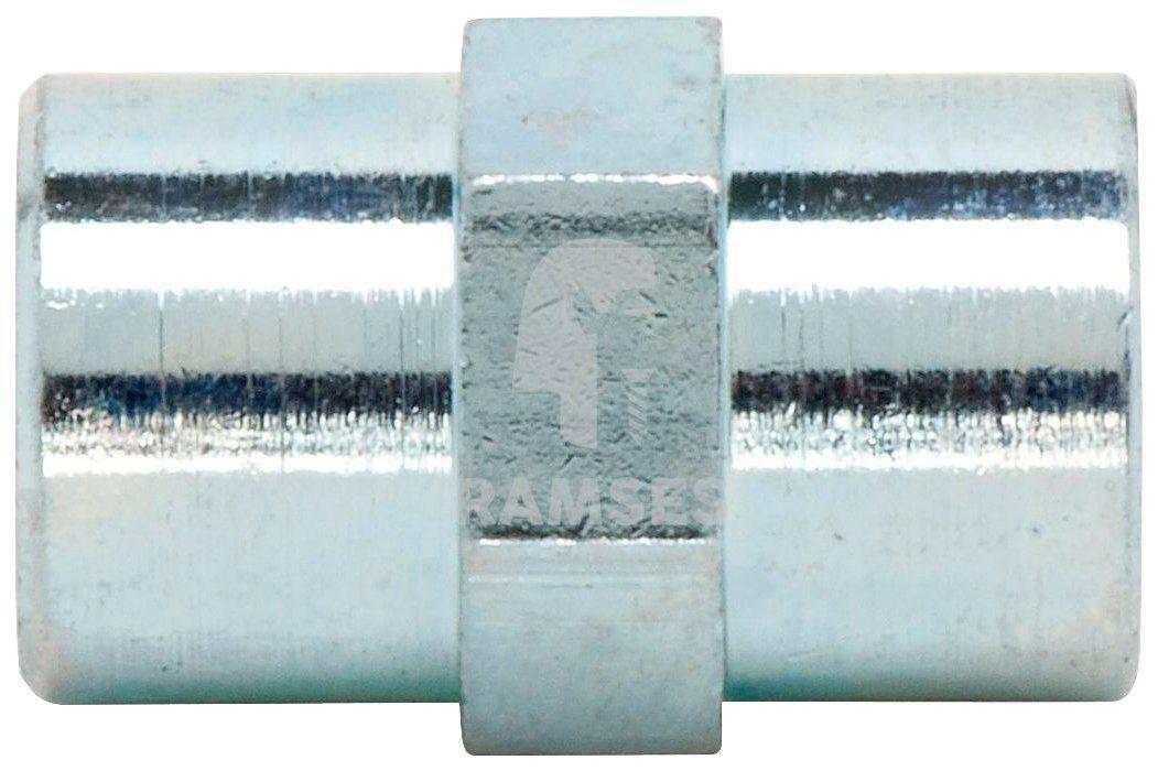 RAMSES Verbinder , für Bremsleitungen ohne Rillen M10 x 1 SW 14 x 24 10 Stück