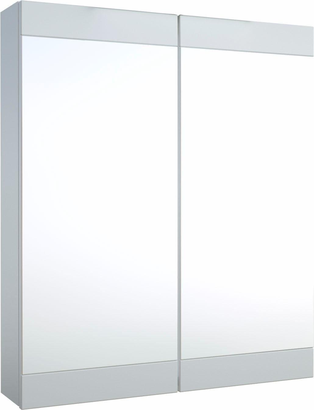 welltime Spiegelschrank »Serena Retro«, vormontiert