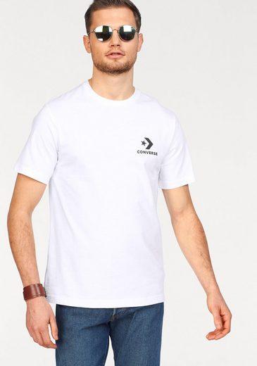 Converse T-Shirt »CONVERSE LEFT CHEST STAR CHEVRON TEE«