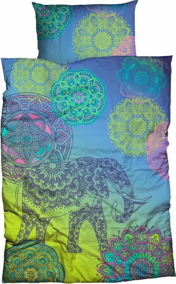 Bettwäsche Noida Sisters Im Orientalischen Design Online Kaufen