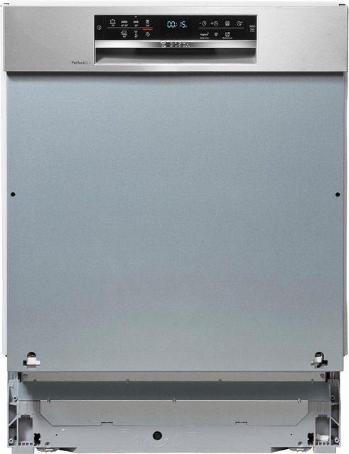 Küchengroßgeräte - BOSCH teilintegrierbarer Geschirrspüler Serie 6, SMI67MS01E, 9,5 l, 14 Maßgedecke  - Onlineshop OTTO