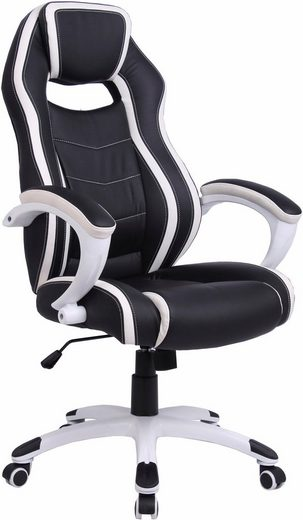 "Chefsessel ""Silver"", Gaming-Chair"