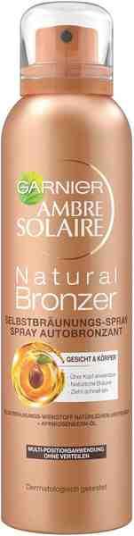 Garnier, »Ambre Solaire Natural Spray«, Selbstbräuner
