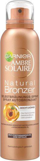 GARNIER Selbstbräunungsspray »Ambre Solaire Natural Bronzer«