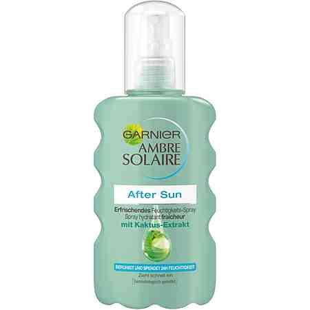 Mit der richtigen After Sun Pflege spenden Sie Ihrer Haut Feuchtigkeit nach dem Sonnenbad und sorgen für eine langanhaltende Bräune.