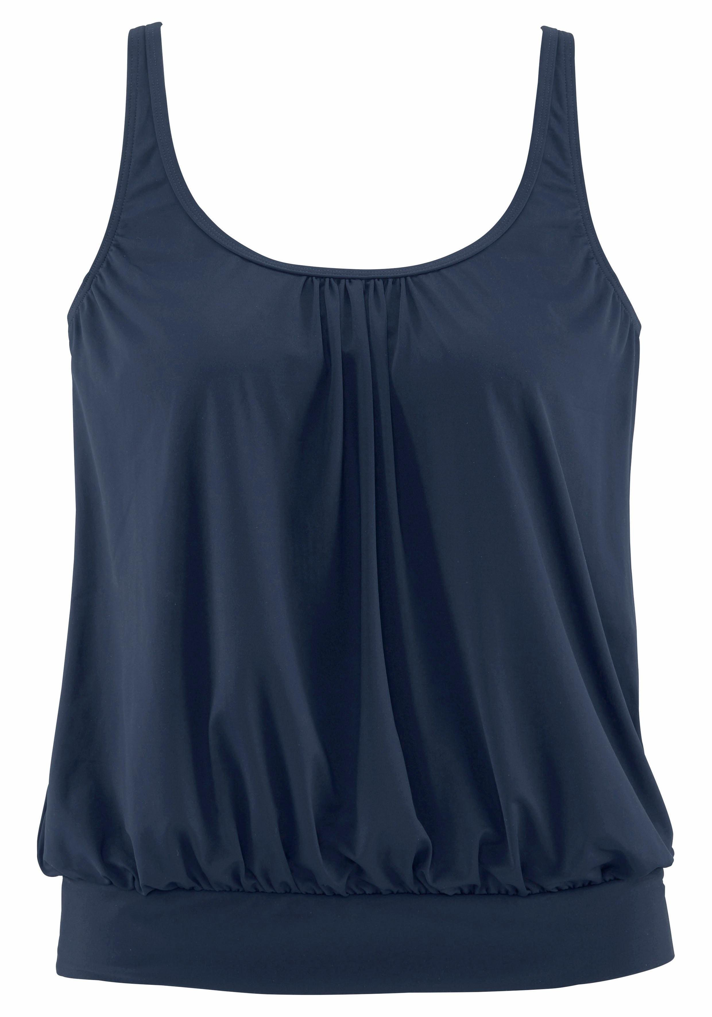 LASCANA Tankini-Top »Italy« in Oversize-Form | Bekleidung > Bademode > Tankinis | Cup | Lascana