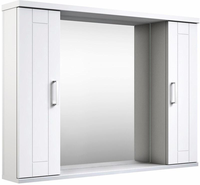 welltime  Spiegelschrank Eternal  vormontiert weiß | 04772033007818