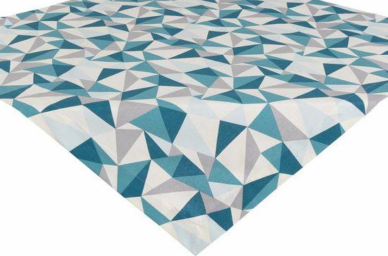 Home affaire Mitteldecke (1-tlg), mit geometrischem Print