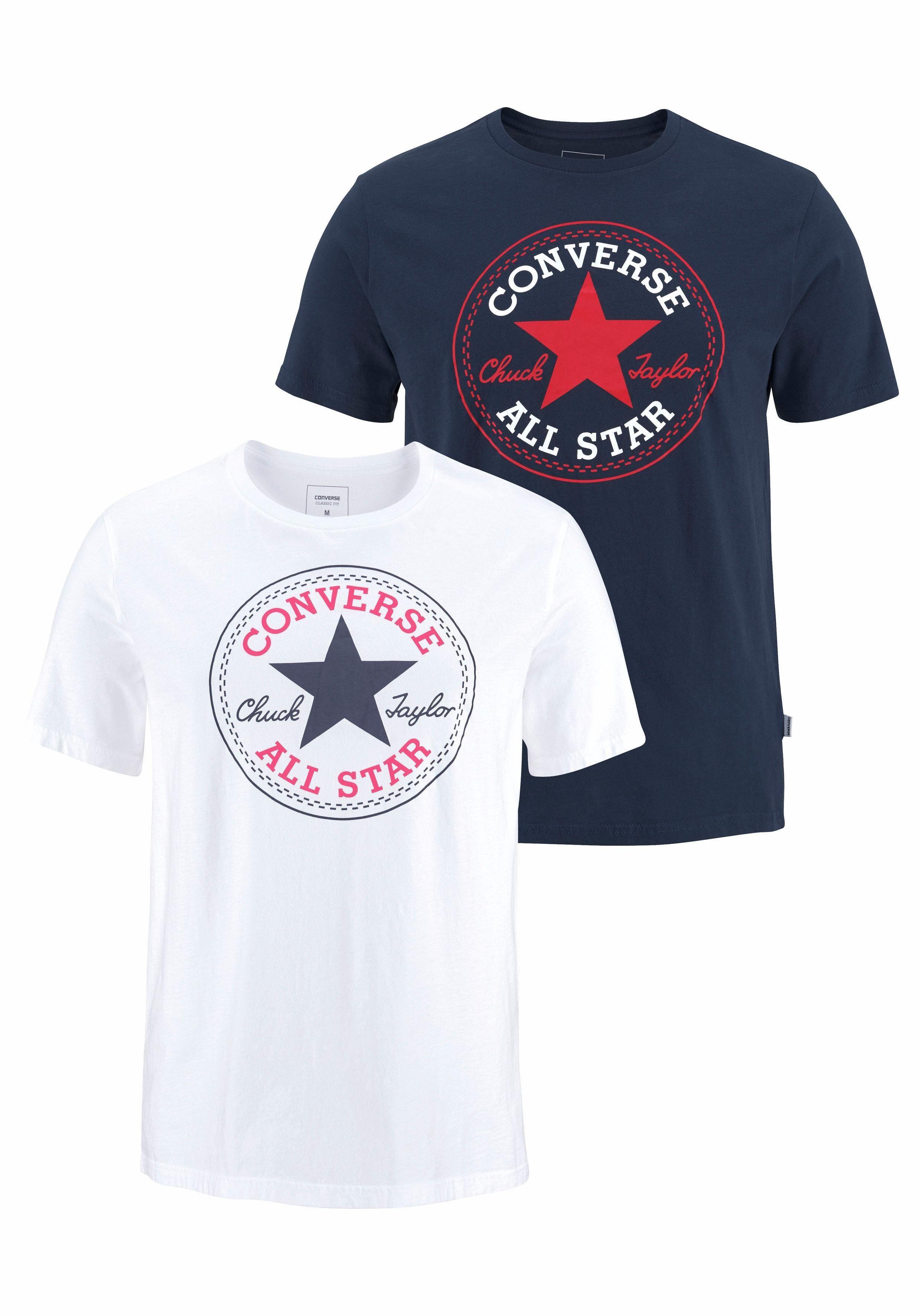 converse damen t shirt