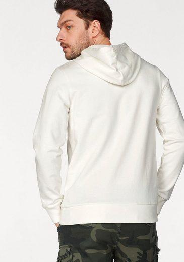 Jack & Jones Kapuzensweatshirt Marqué De La Sueur