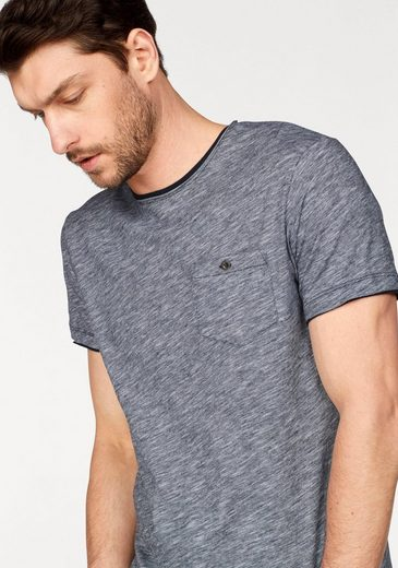 Edc By Esprit T-shirt, Made Of Cotton