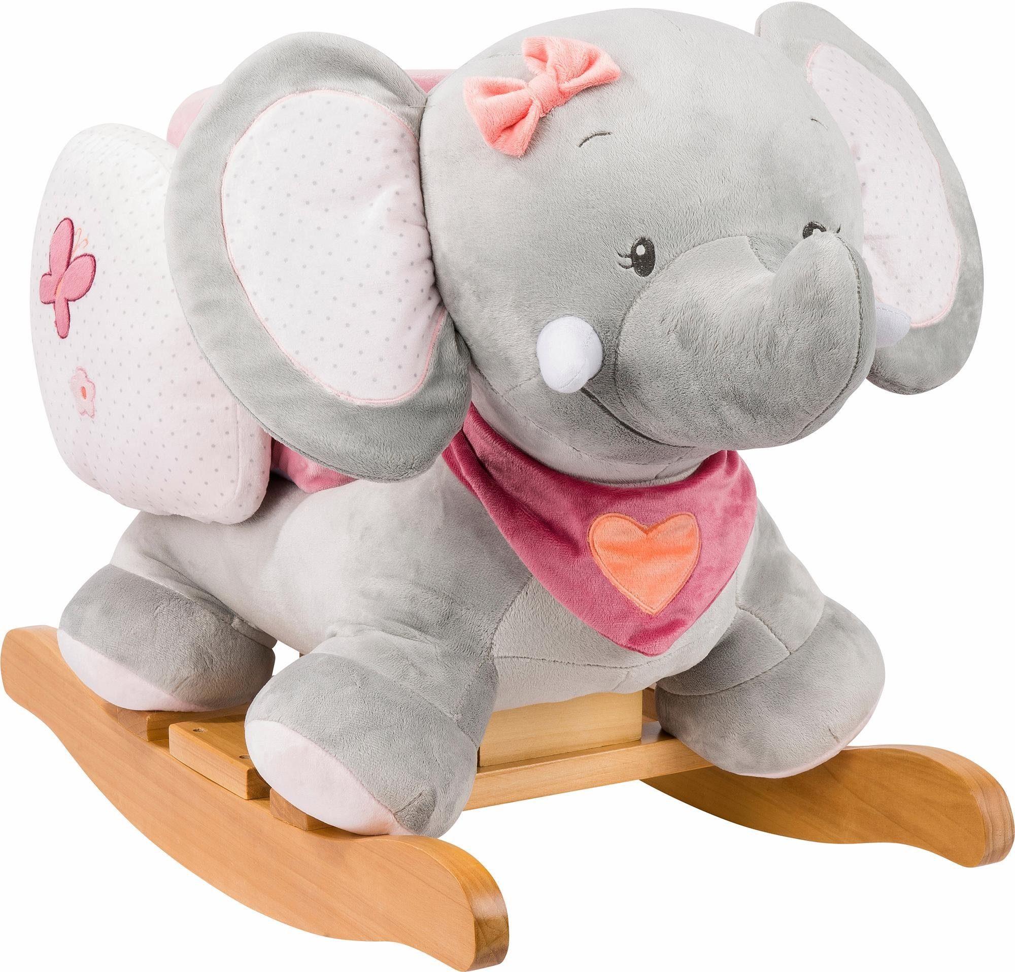 NATTOU Schaukeltier, »Adèle der Elefant«