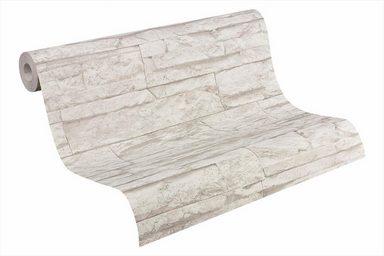 Vinyltapete »Natur Steinoptik Best of Wood'n Stone«, matt, FSC®
