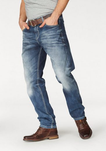 Cipo & Baxx Loose-fit-Jeans