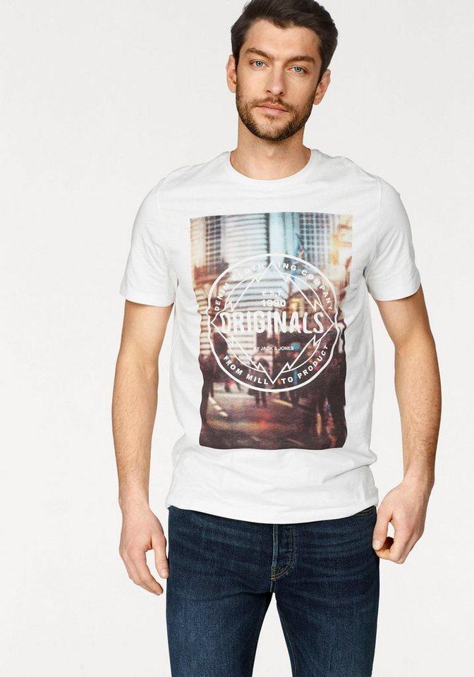 e44eb604f422 Jack   Jones T-Shirt »Jor gas man Tee Crew Neck«   OTTO