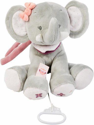 Nattou Spieluhr »Adèle der Elefant«
