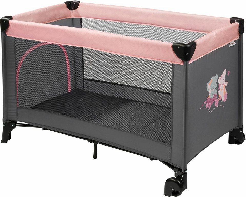 nattou reisebett mit r dern ad le valentine otto. Black Bedroom Furniture Sets. Home Design Ideas