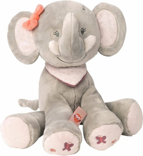 Nattou Kuscheltier »Adèle der Elefant«
