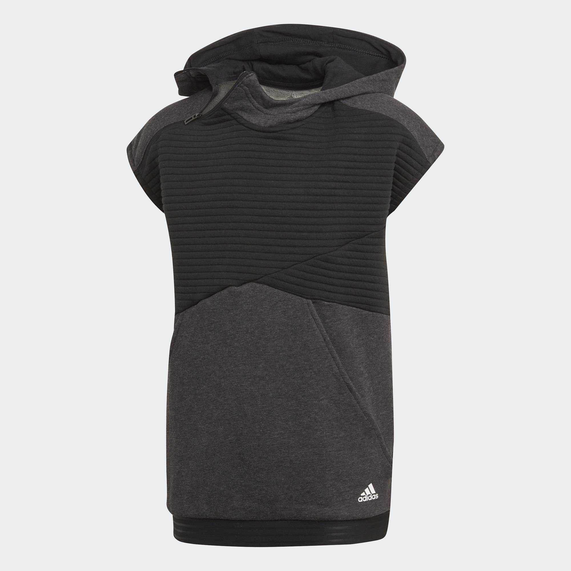 adidas Performance Longpullover »Urban Football Jacke«