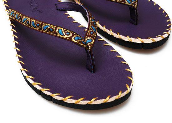 Yogistar Yogistar Purple Sandale