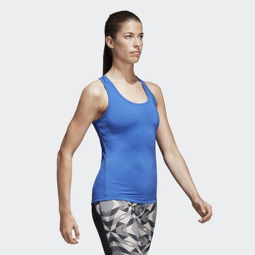adidas Performance Sporttop Wanderlust Yoga Tanktop