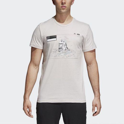adidas Performance Sporttop Star Wars Massive Hit T-Shirt
