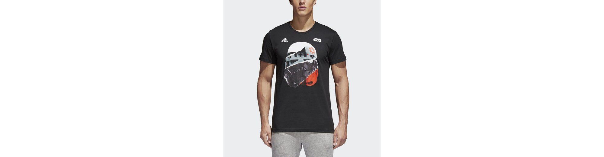Spielraum Authentisch adidas Performance Sporttop Star Wars Storm Trooper Freies Verschiffen Ebay Fabrikverkauf Günstiger Preis B2MET