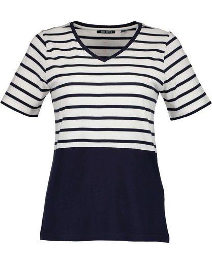 Blue Seven T-Shirt mit maritimen Ringeln