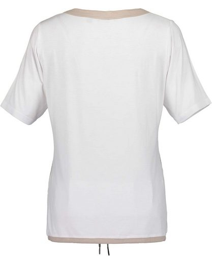 Blue Seven T-Shirt mit Schlangenmuster
