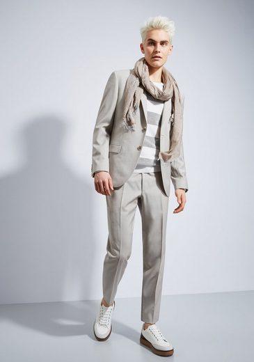 Otto Kern Anzug Jan leicht strukturiert - Tailored Fit