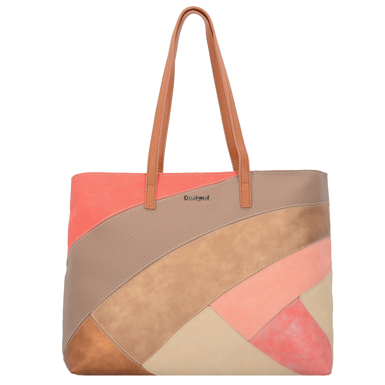 Desigual BOLS Caprica Redmond Shopper Tasche 36 cm