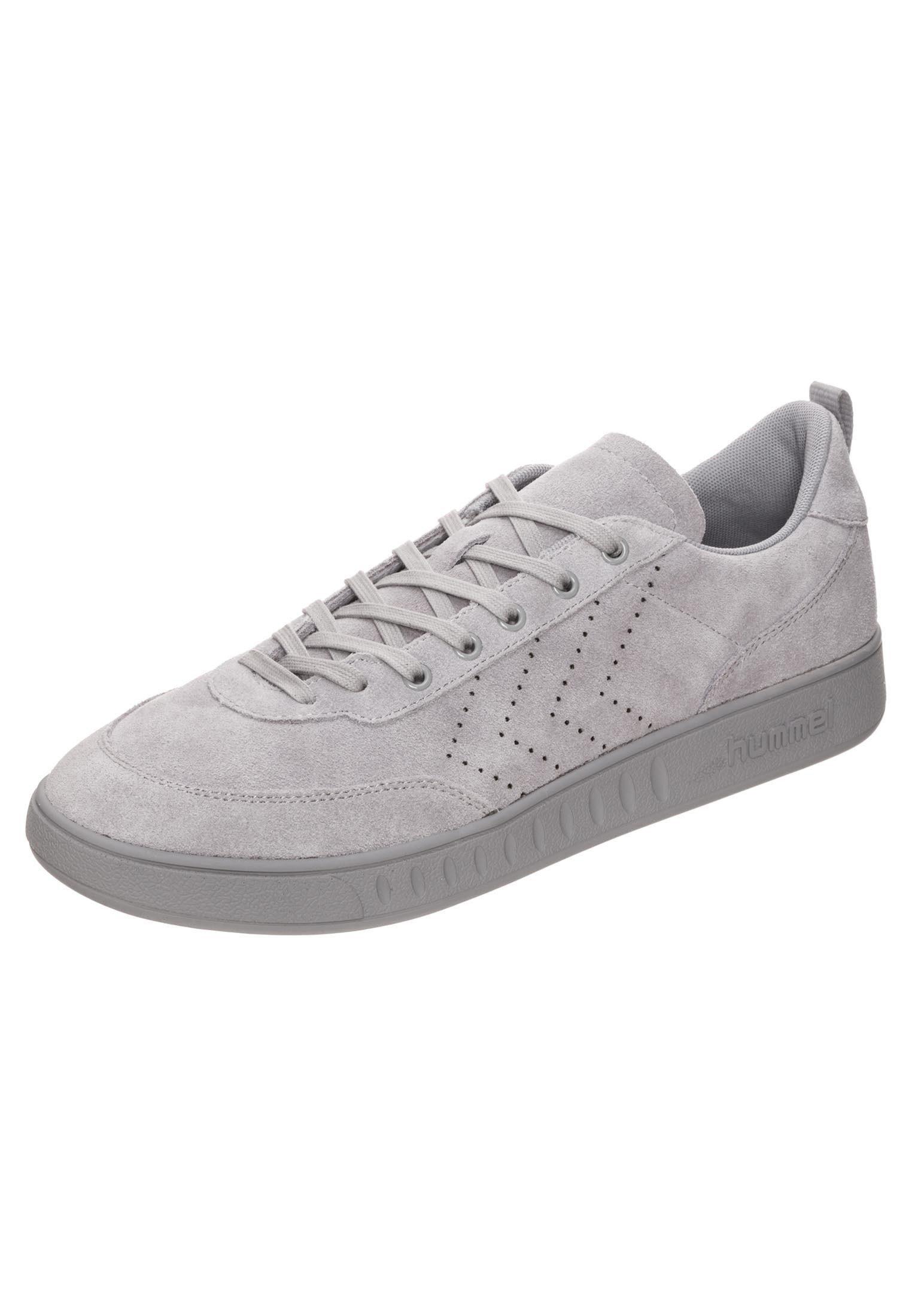Hummel Super Trimm Casual Sneaker online kaufen  grau