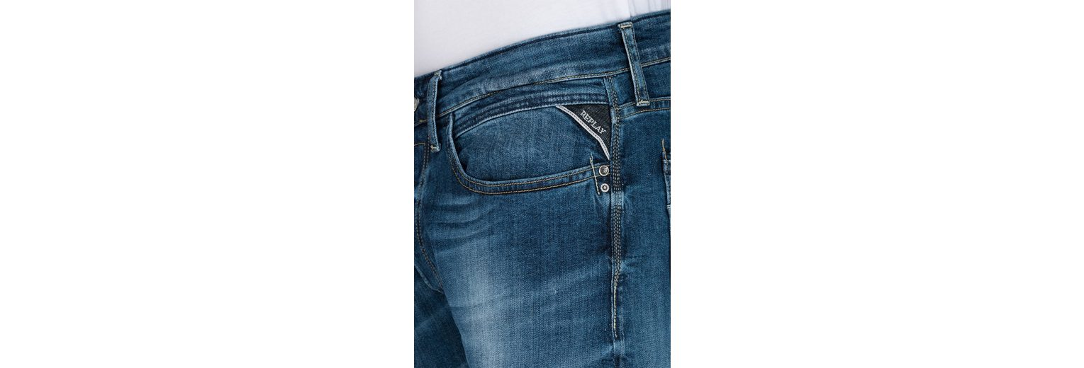 Replay 5-Pocket-Jeans NEWBILL, Button-Fly