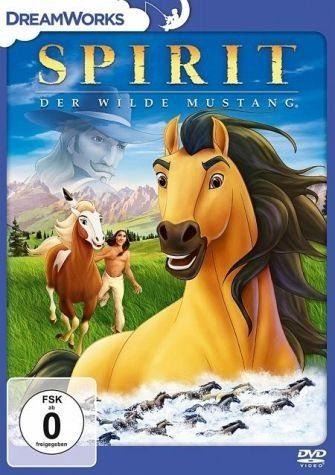 DVD »Spirit - Der wilde Mustang«