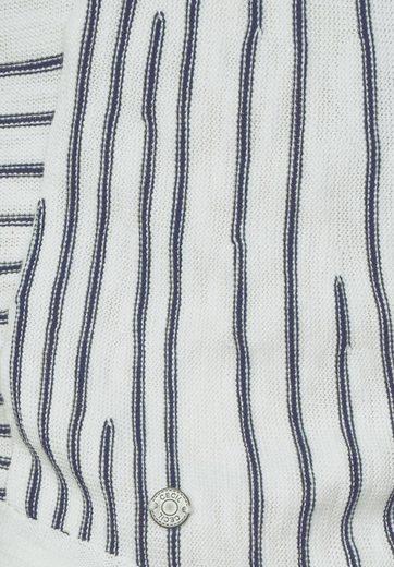 CECIL Weicher Streifen-Mix Pulli