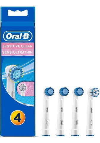 ORAL B Dantų šepetėlių antgaliai Sensitive