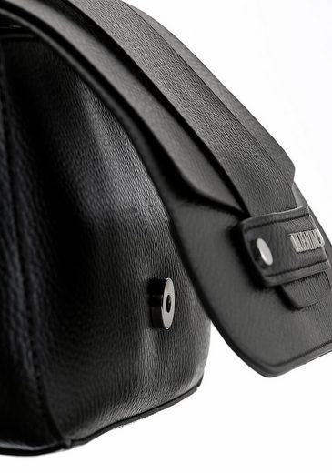 Valentino handbags Umhängetasche YACHT, Überschlag mit Magnetverschluss