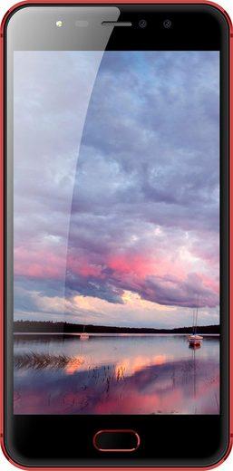 Denver SDQ-55034L Smartphone (14 cm/5,5 Zoll, 16 GB Speicherplatz, 13 MP Kamera)