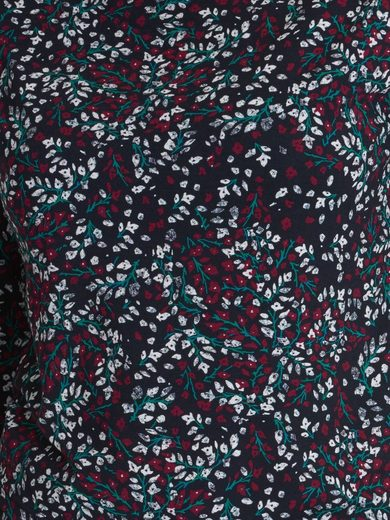 Betty Barclay Shirt mit Allover Blumenmuster