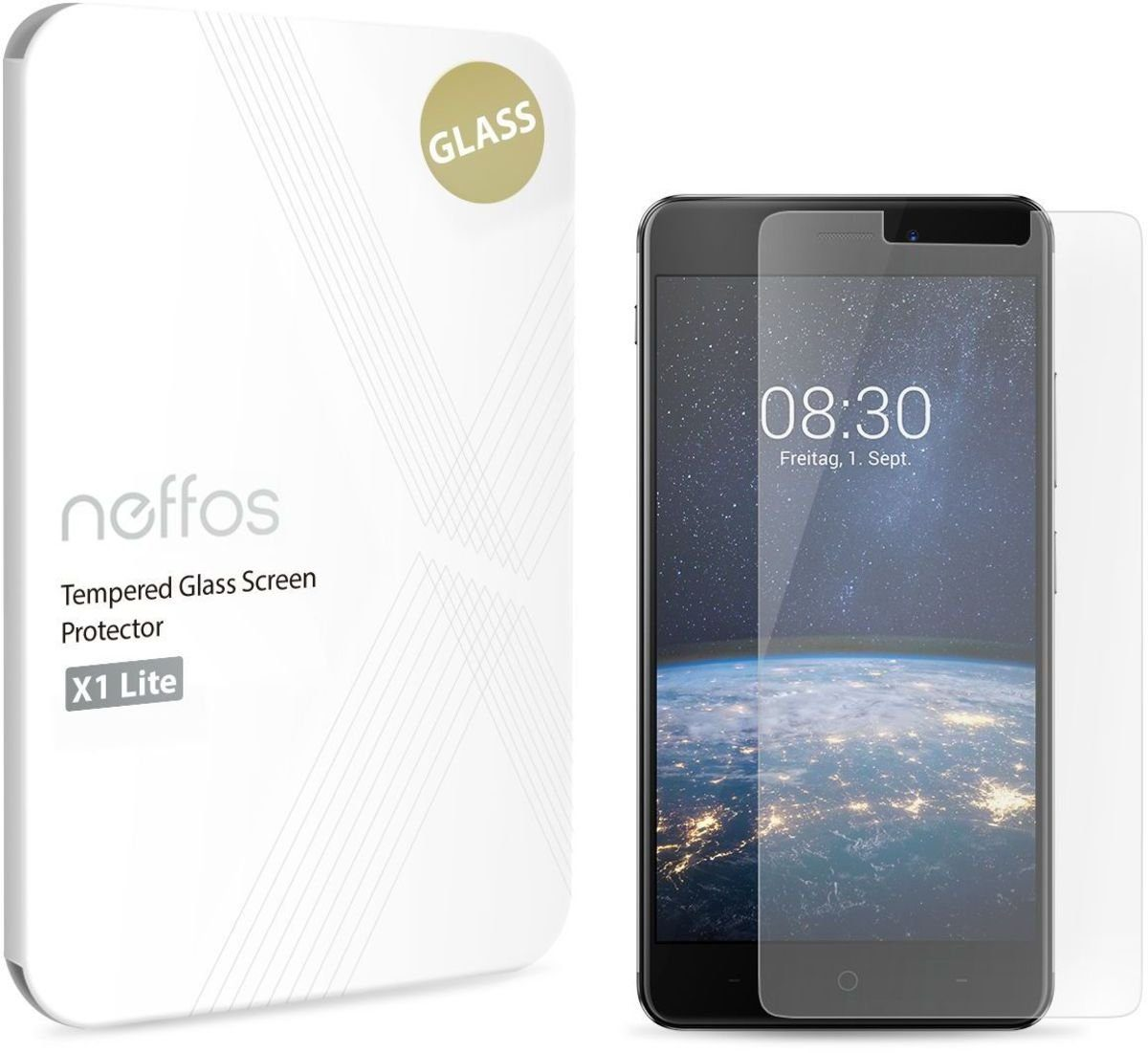 Neffos Folie »X1 Lite, Glass Screen Protector«